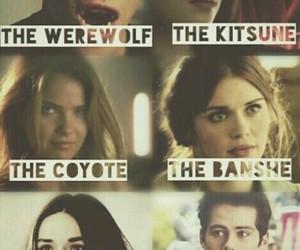 teen wolf, werewolf, and lydia martin image