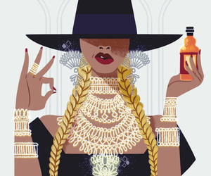 beyoncé, formation, and girl image