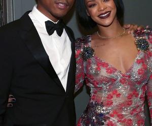 rihanna and pharrell image