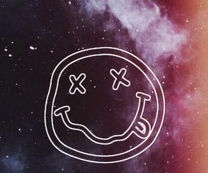 nirvana, wallpaper, and galaxy image