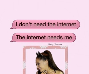 ariana grande, lookscreen, and ️agb image