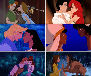disney, peter pan, and tarzan image
