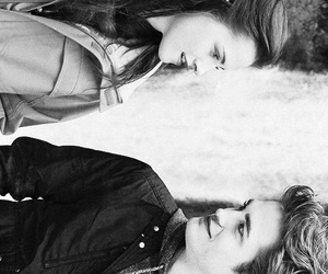 b&w, bella swan, and couple image