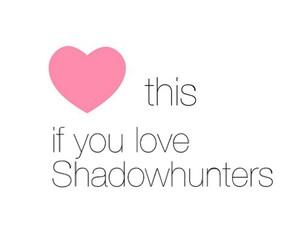 heart, heart this, and shadowhunters image