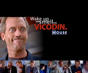 dr house, house, and gregory house image