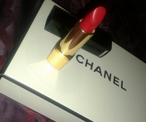 chanel, lipstick, and day image