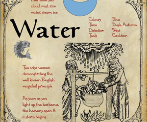 magic and water image