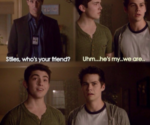 teen wolf and sterek image