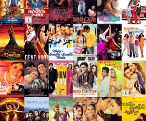 bollywood, indian, and movies image