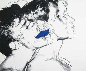 art, andy warhol, and gay image