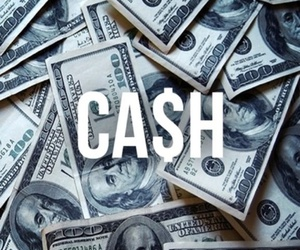 cash, money, and wallpaper image