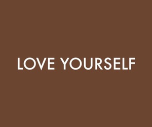 quote and love yourself image