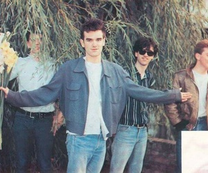 the smiths, band, and indie image