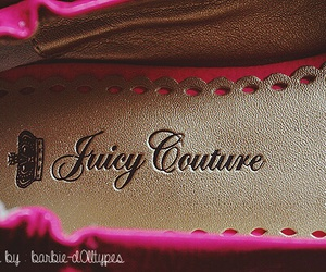 juicy couture, pink, and shoes image