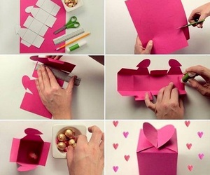 diy, do it yourself, and Valentine's Day image