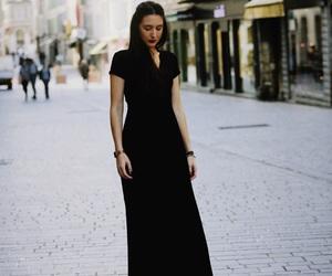 black, originel, and dress image