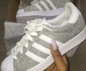 adidas, glitter, and ❤ image