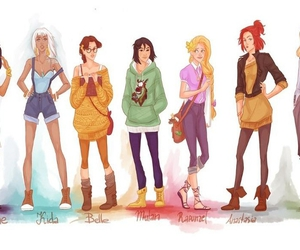 awesome, indie, and princesa image