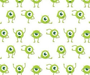 wallpaper, mike, and green image