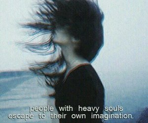grunge, imagination, and quotes image