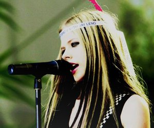 Avril Lavigne, princess, and rockstar image