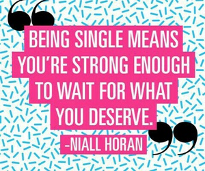 quote, single, and niall horan image