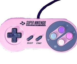 pink, game, and nintendo image
