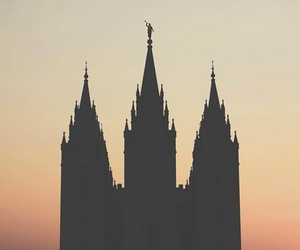 sud, Temple, and lds image