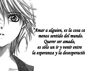 manga, monochrome, and quote image