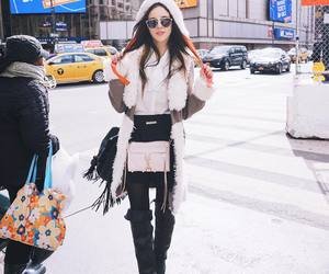 blogger, fashion, and girl image