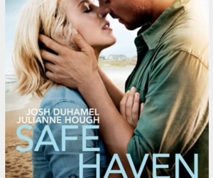 safe haven, movie, and nicholas sparks image