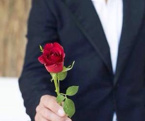romance, romantic, and love image