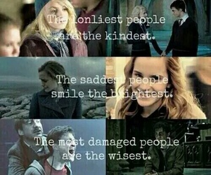 harry potter, quote, and sad image