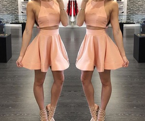 dress, clothes, and skirt image