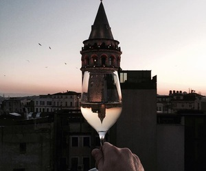 istanbul, wine, and city image