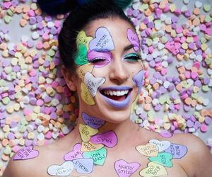 accessories, beauty, and candy image
