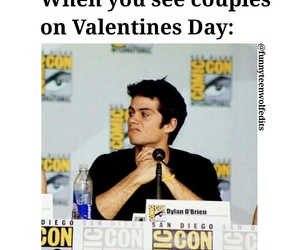 funny, valentines day, and lol image