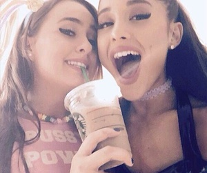 famous, ariana grande, and Queen image