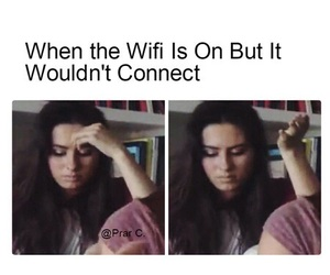 funny and wifi image