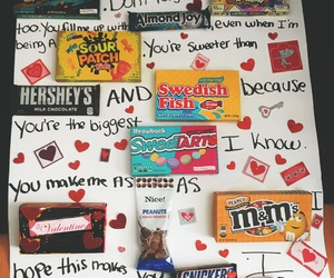 candy, couple, and goals image
