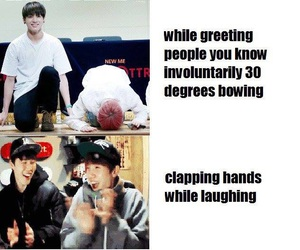 bts and funny image