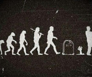 zombie, evolution, and zombies image