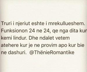 albanian, quotes, and Romantik image