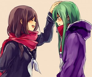 mekaku city actors, kagerou project, and kido tsubomi image