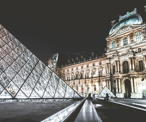 city, parís, and france image