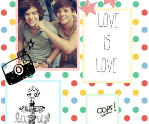 larry, louis tomlinson, and larry stynlinson image