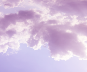 clouds, sky, and pastel image
