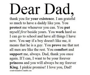 dad and princess image