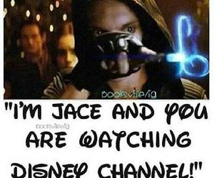 disney, jace, and runes image