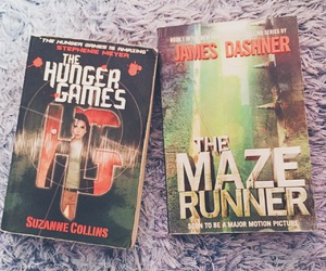 book, cool, and hunger game image